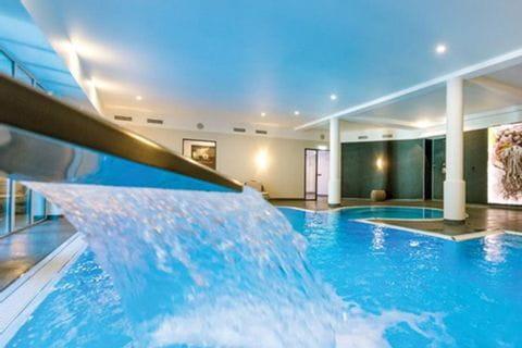 Indoor pool Moselromantikhotel Kessler-Meyer