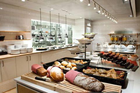 Hotel Birger Jarl - Breakfast