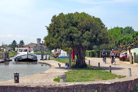 Canal du Midi Landschaft