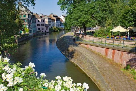 Südelsass Kanal