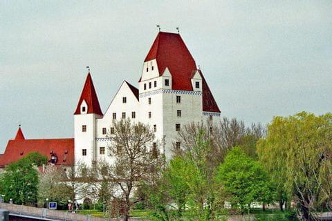 Schloss in Ingolstadt