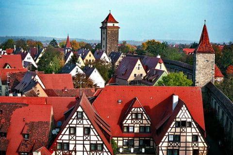 Houses of Rothenburg