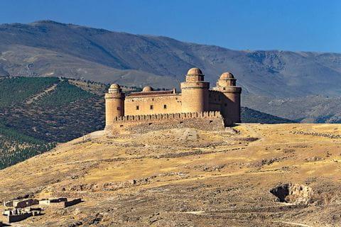 Granada Burg