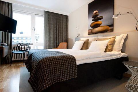 Hotel Birger Jarl - Doppelzimmer