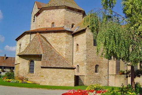 Abteikirche Ottmarsheim